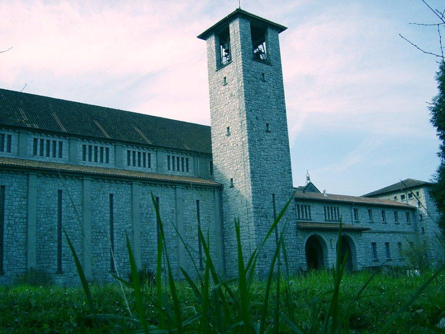 Entrée de l\'Abbaye